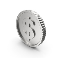 Coin Silver PNG & PSD Images