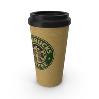 Starbucks Paper Cup PNG & PSD Images