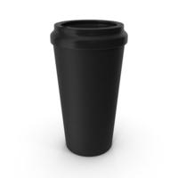 Paper Cup Black PNG & PSD Images
