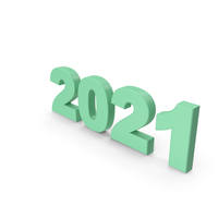 2021 Green PNG & PSD Images