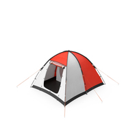 Tent Red PNG & PSD Images