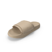 Flip Flops Beige PNG & PSD Images