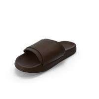 Flip Flops Brown PNG & PSD Images