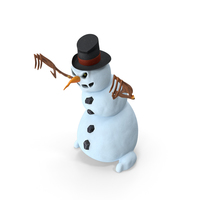 Snowman Angry PNG & PSD Images