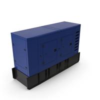 Big Portable Generator Generic PNG & PSD Images
