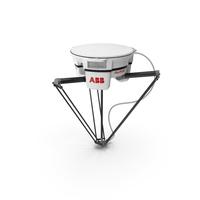 Parallel Robot ABB IRB 360 Flexpicker PNG & PSD Images