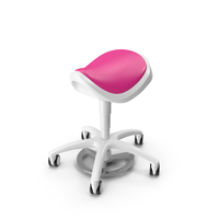 Planmeca Olo Dental Saddle Stool PNG & PSD Images