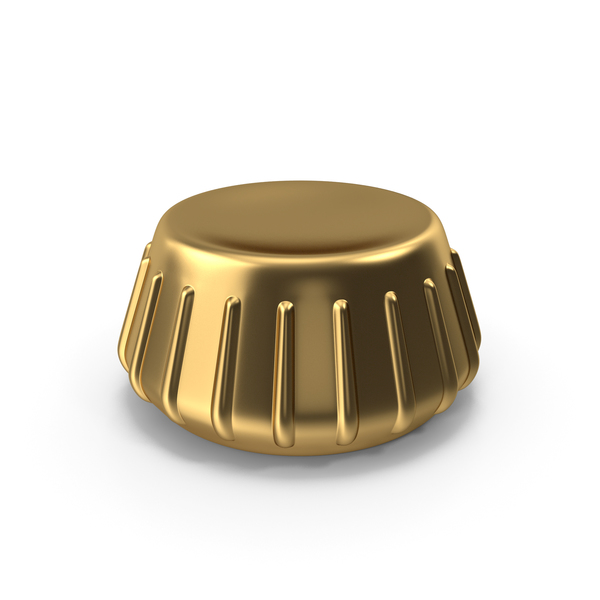 Arm Knob Gold PNG & PSD Images