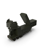 Lower Tier Air and Missile Defense Sensor PNG & PSD Images