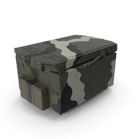 Camouflage Flap Lid B Missile Guidance Radar Folded PNG & PSD Images