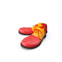 Clown Shoes PNG & PSD Images