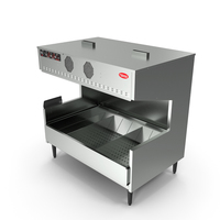 Hatco MPWS 36 Glo Ray Multi Product Warming Station PNG & PSD Images