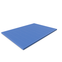 Large Flooring Sports Mat PNG & PSD Images