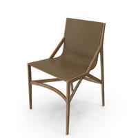 Cassina Pilotta Chair Oak Brown PNG & PSD Images