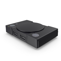 Old Gaming Console PNG & PSD Images