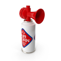 Signal Sports Air Horn PNG & PSD Images
