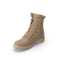 Boots SWAT Beige PNG & PSD Images