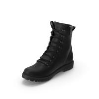 Boots SWAT Black PNG & PSD Images