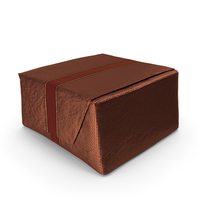 Wrapped Square Chocolate Red PNG & PSD Images