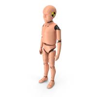 Crash Test Dummy Child PNG & PSD Images