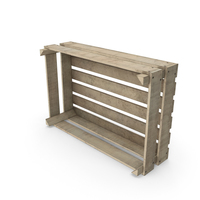 Wooden Crate Old PNG & PSD Images