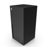 Xbox Series X PNG & PSD Images