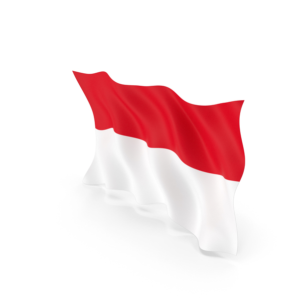 Indonesia Flag PNG & PSD Images