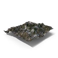 Mountain Block PNG & PSD Images