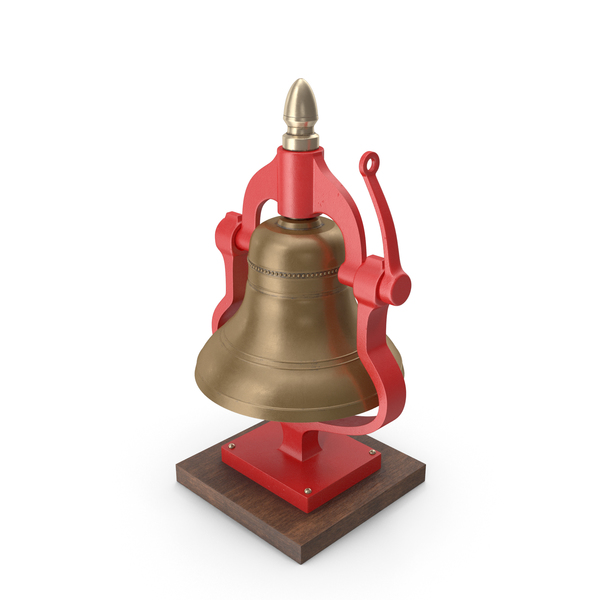 Red Bell PNG & PSD Images