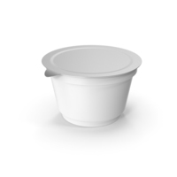 Sour Cream Cup PNG & PSD Images