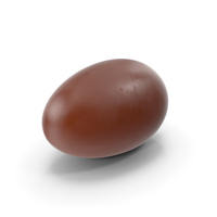 Small Chocolate Egg PNG & PSD Images