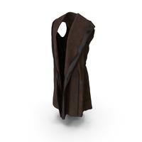 Vest Cloak with Hood PNG & PSD Images