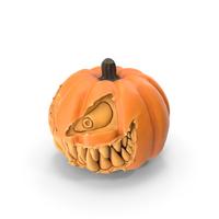 Evil Pumpkin PNG & PSD Images