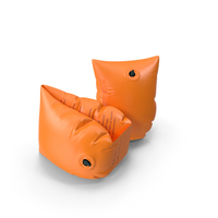Inflatable Swimming Armbands PNG & PSD Images