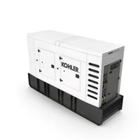 Kohler Big Portable Generator PNG & PSD Images