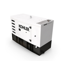Kohler Generator PNG & PSD Images