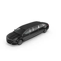 Limousine Cadillac SS 70 Stretch PNG & PSD Images