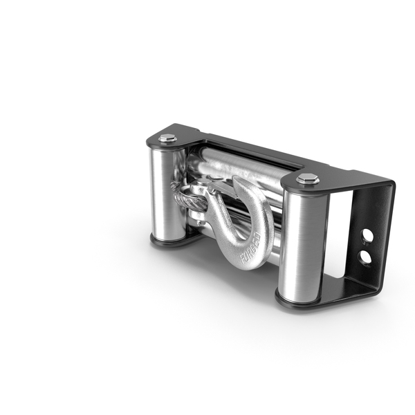 Winch Roller Box with Hook PNG & PSD Images