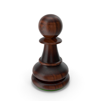 Pawn Dark Green PNG & PSD Images