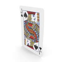 Playing Cards Jack of Spades PNG & PSD Images