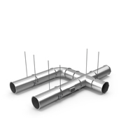 Aluminium Air Conditioning Duct PNG & PSD Images