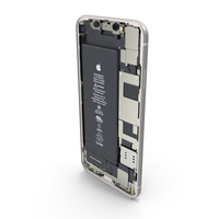 iPhone 11 Disassembled Without Display PNG & PSD Images