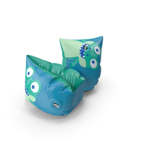 Kids Inflatable Armbands PNG & PSD Images