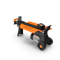 Log Splitter Electric WEN 56207 PNG & PSD Images