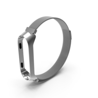 Metal Strap for Mi Band PNG & PSD Images