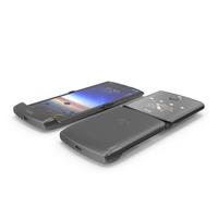Black Motorola Razr Flip Phone 2020 PNG & PSD Images