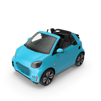 Electric Coupe Cabrio PNG & PSD Images