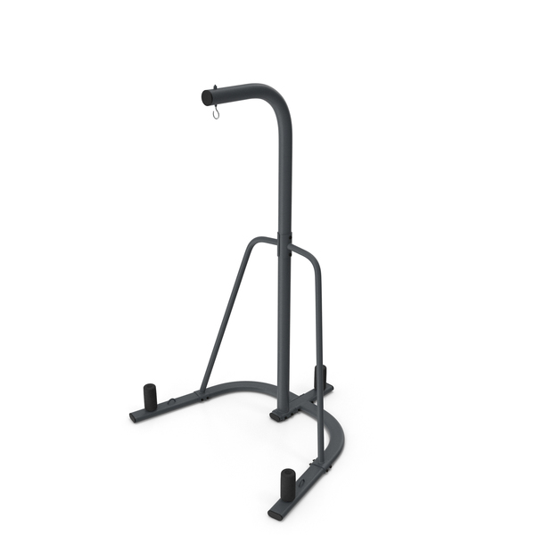 Free Standing Heavy Bag Stand PNG & PSD Images