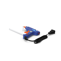 CCbetter Mini Hot Glue Gun Folded PNG & PSD Images