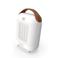 DeLonghi HFX30C18IW Capsule Ceramic Heater PNG & PSD Images